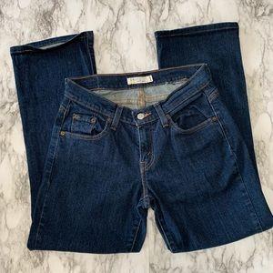 Levi's Curvy Bootcut 529 Jeans